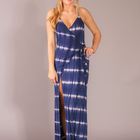 Stand By You Dress - Navy