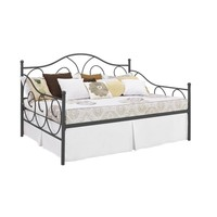 DHP Victoria Full Size Pewter Metal Daybed | Overstock.com Shopping - The Best Deals on Beds