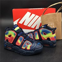 Nike Air More Uptempo QS 847652-400 Basketball Shoes 36-39