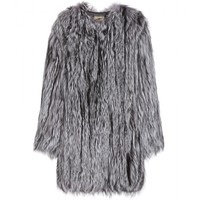 the row - tasos fur coat