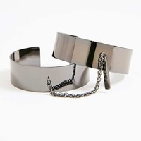Forever And Ever Chained Cuff