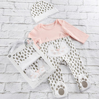 Trendy Baby Kitty 2-Piece Pajama Gift Set