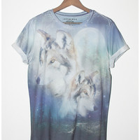 SWGNT — Last But Won Forest Wolf Tee