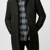 Selected Homme Black Coat