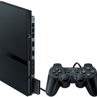 Sony Playstation 2 Slim Console Bundle