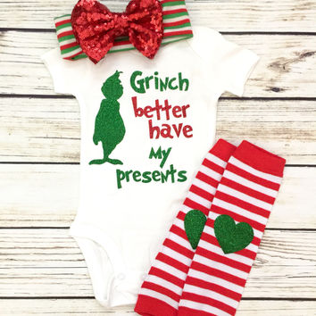 {Grinch Better Have My Presents}