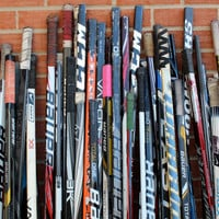Broken Hockey Sticks - Junior sticks - Make your own project or products