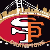 NFL San Francisco 49ers Family 3ftx5ft Flag Flag 100D Polyester Flag Rings Metal Digital Print 541 without flagpole