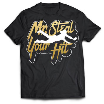 Mr. Steal Your Hit (With Flow) T-Shirt