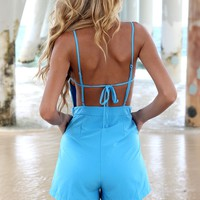 "Bikini Luxe ""Summer Fling"" Playsuit"