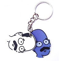 The Man Inside me keychain