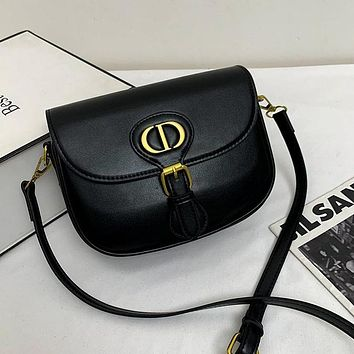 DIOR CD Hot Selling Classic Leather Tote Bag Fashion Lady Messenger Bag