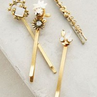 Jadis Bobby Set by Anthropologie in Gold Size: One Size Hair