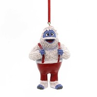 Holiday Ornaments BUMBLE WITH HAT Polyresin Red-Nosed Reindeer 4051610