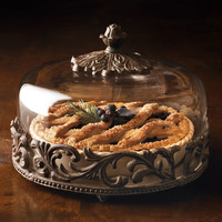 Covered Pie Plate - GG Collection