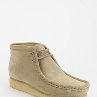 Clarks Wallabee Suede Ankle Boot - Urban Outfitters