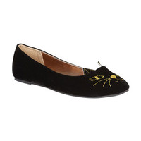 Meow Loafer - Black