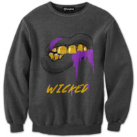 Wicked Wicked Crewneck