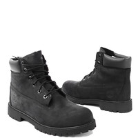 Timberland Classic 6-Inch Waterproof Boots - Black