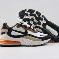 HCXX 19Sep 304 Nike Air Max 270 React Breathable Sneaker Fashion Casual Running Shoes