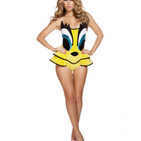 Canary Cutie Halloween Party Costume