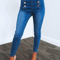 Just Like That Jeans: Denim