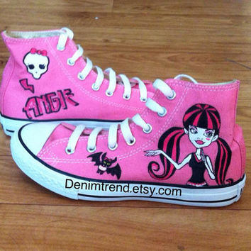 Monster High Shoes - Converse