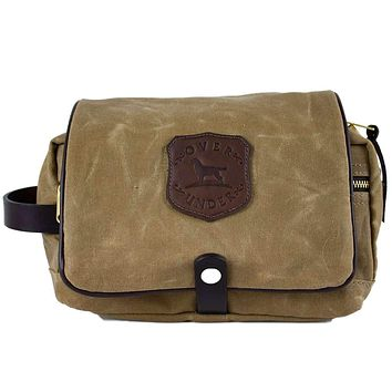 Wayfarer Canvas Dopp Kit by Over Under Clothing