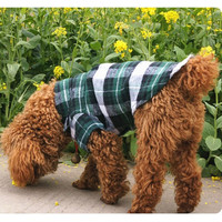 Autumn And Winter Cool Pet Puppy T-Shirt Casual Dog Shirt Pet Clothing = 1705270212