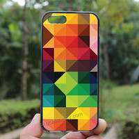 Colorful case,psychedelic case,iphone 4 case,iPhone4s case, iphone 5 case,iphone 5c case,Gift,Personalized,water proof