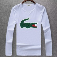 Lacoste Fashion Casual Top Sweater Pullover-14