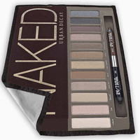 Naked Urban Decay Palette Inspired Blanket for Kids Blanket, Fleece Blanket Cute and Awesome Blanket for your bedding, Blanket fleece **