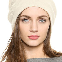 Pure Color Knitted Beanie
