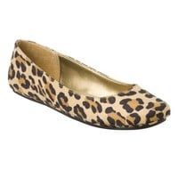 Womens Mossimo Supply Co. Odell Ballet Flats - Cheetah