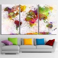 Home Decor HD Prints Canvas Living Room Abstract