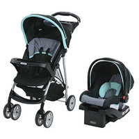 Graco Literider Click Connect Travel System-Sully