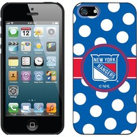 Coveroo, Inc. New York Rangers iPhone 5 Thinshield Snap-On Case