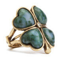 Green Clover Ring - Accessories - Lucky Brand Jeans