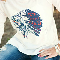 FATE LOVES THE FEARLESS BY ATX
