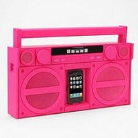 iHome iPod/iPhone Docking System - Pink