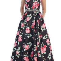 Long Prom Dress Formal Homecoming Evening Gown 2018