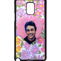 james franco freak and geeks Be loved  For Samsung Galaxy Note 4 Case *