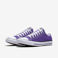 The Converse Chuck Taylor All Star Low Top Unisex Shoe.