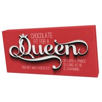 Chocolate Fit for a Queen - Bloomsberry & Co. Ltd