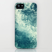 Water I iPhone & iPod Case by Dr. Lukas Brezak