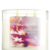 Twilight Woods 14.5 oz. 3-Wick Candle   - Slatkin & Co. - Bath & Body Works