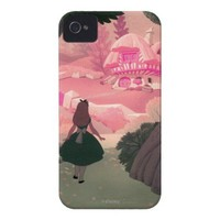 Vintage Alice in Wonderland iPhone 4 Covers from Zazzle.com