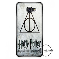 Harry Potter And Hedwig Samsung Galaxy A7 Case   casescraft