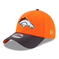 Denver Broncos NFL Gold Collection On Field 39THIRTY Cap
