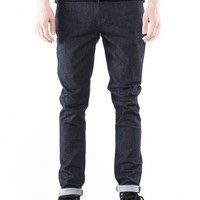 Pipe Led Dry Dark Navy - Nudie Jeans Online Shop
